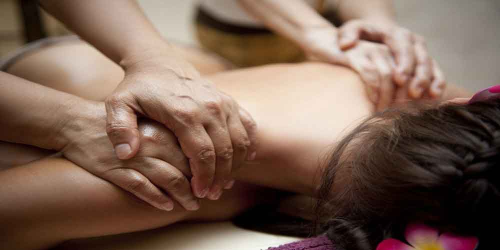 Four Hands Massage service